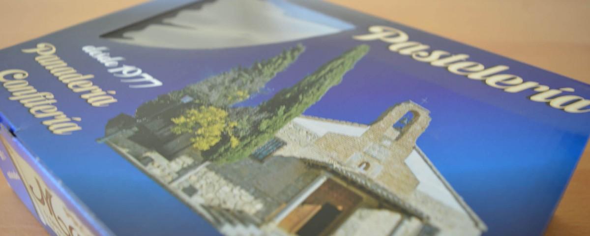 Envase carton para productos Manrique