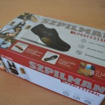 Caja carton para Szpilman