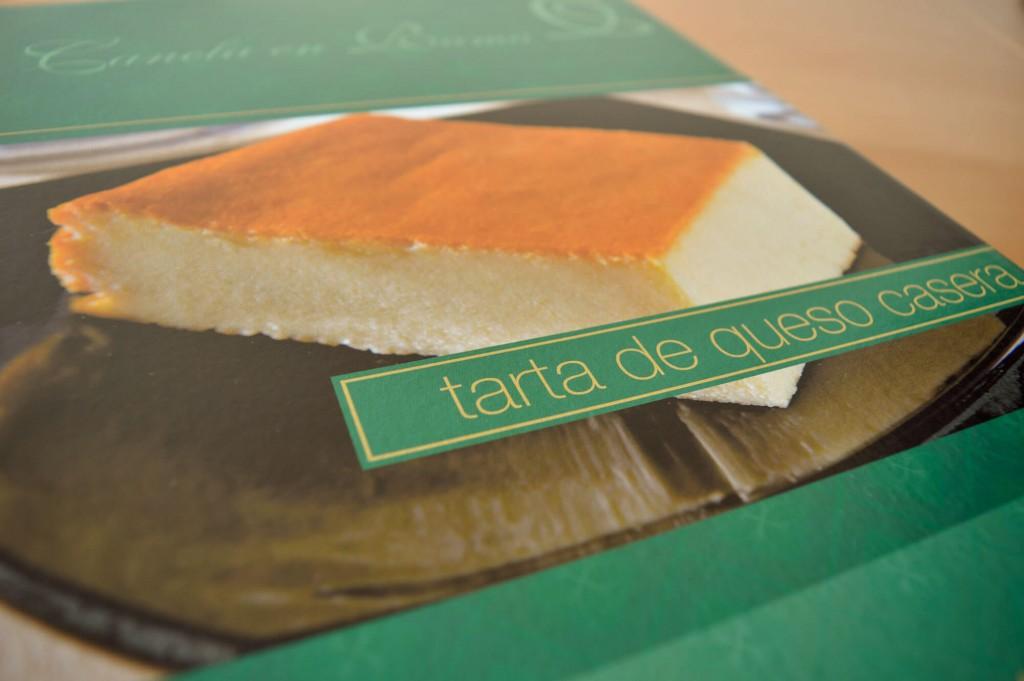 La Ajofrinera – Tarta de queso