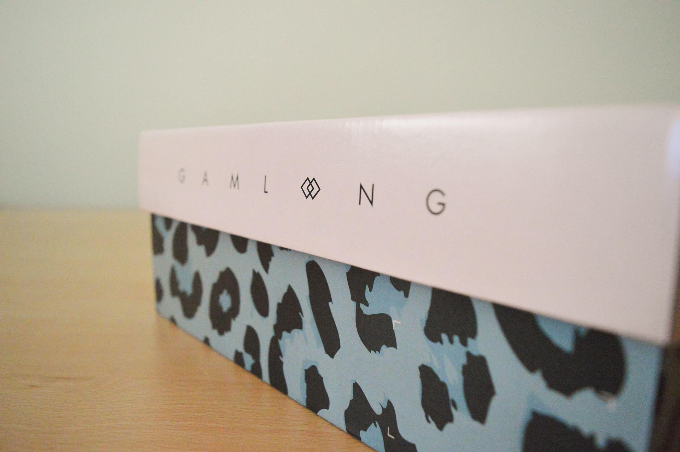 Packaging para Gamloong