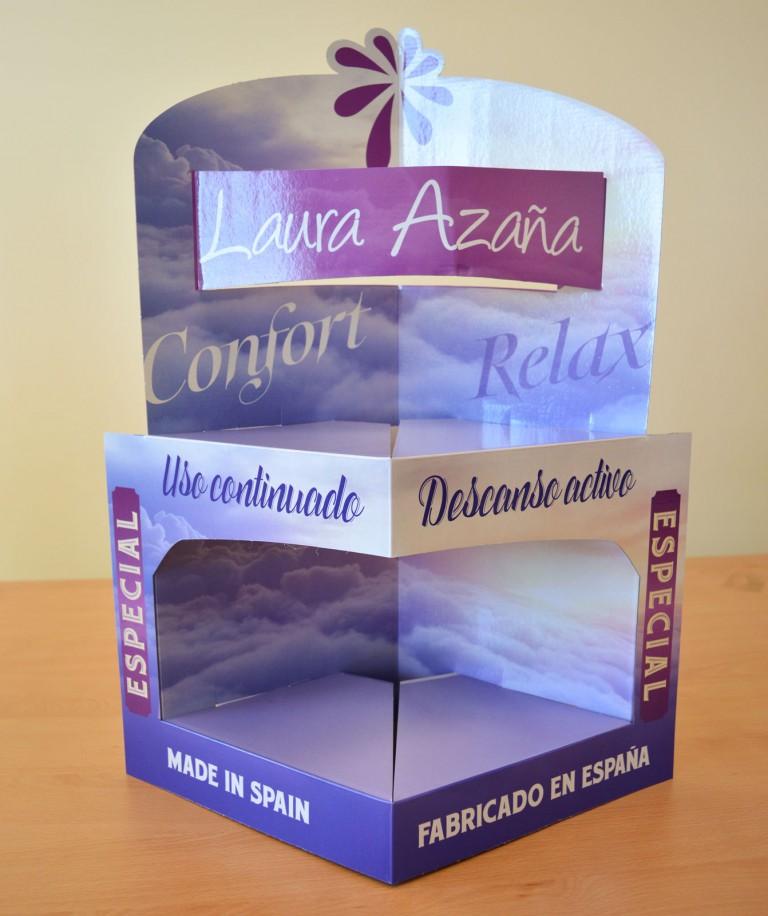 Display Laura Azaña 2016