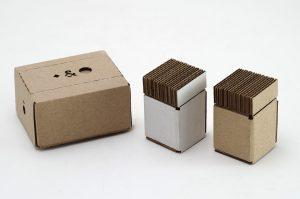 Envases de cartón fuera de lo común