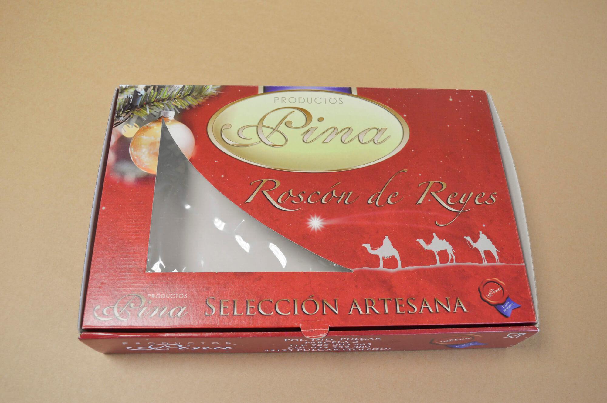 Roscones Pina