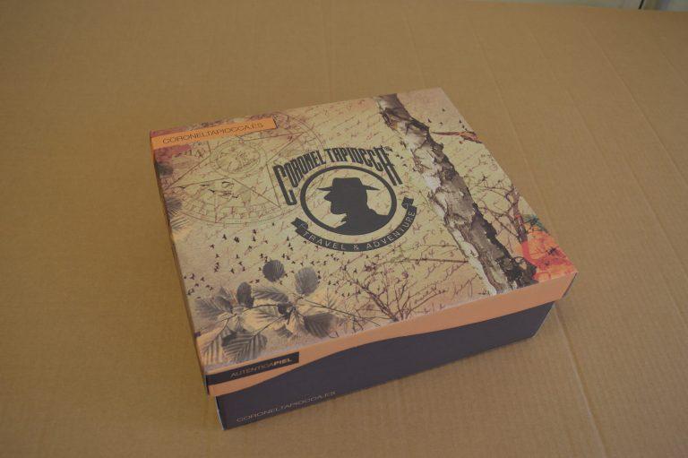 Cajas Coronel Tapiocca