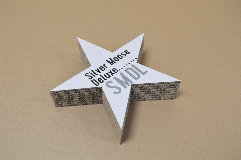 Display Estrella para Silver Moose